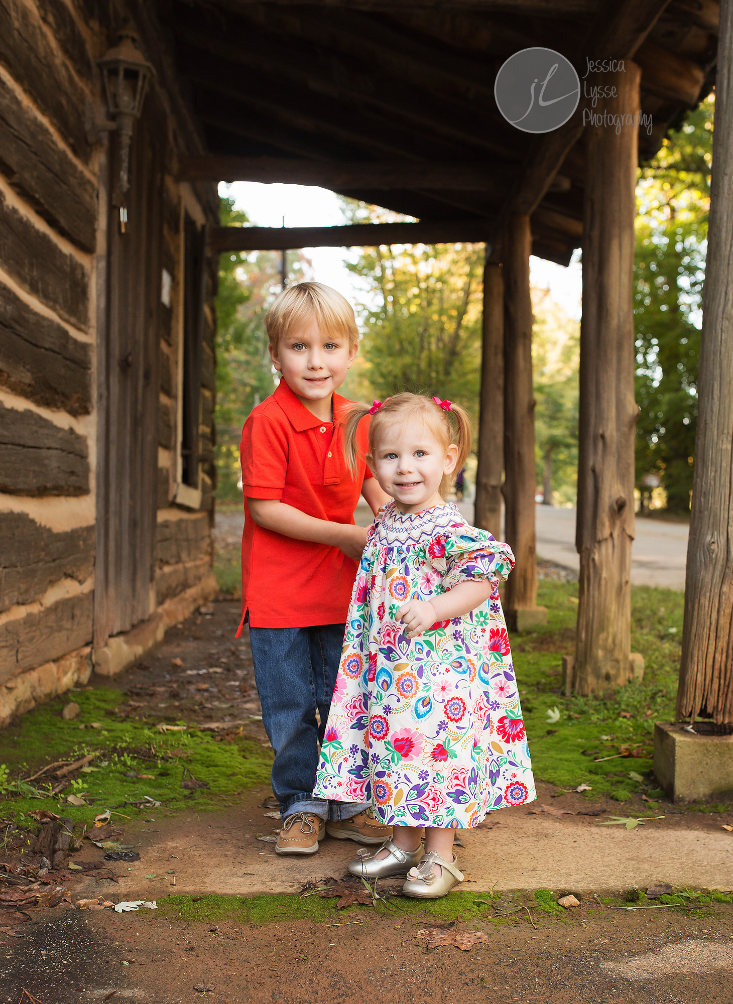 brother and sister greensboro nc photographer